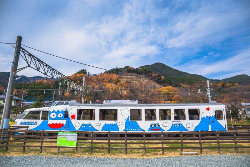 Train du Japon photographie stock