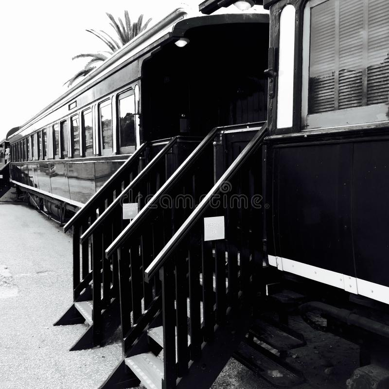 Train hotel stock images
