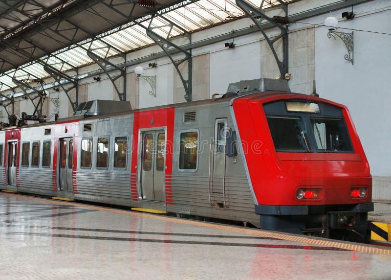 Train interurbain photographie stock libre de droits