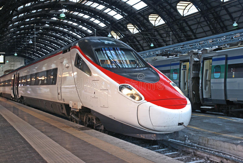 Train IV stock photography