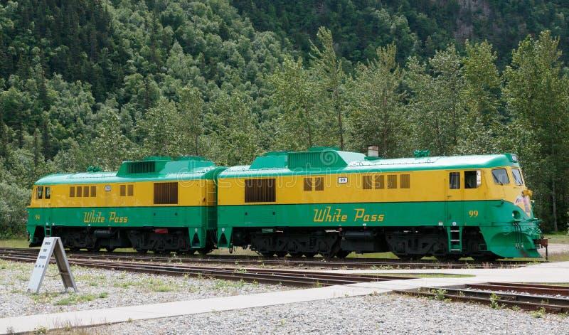 Train Locomotives stock images