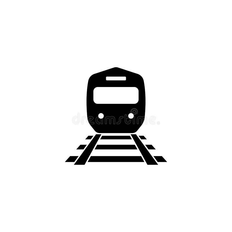 Free Train Logo Concept Icon Illustration Royalty Free Stock Image - 170455146