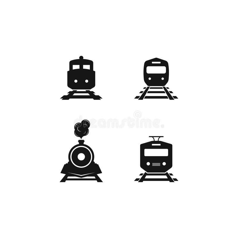 Free Train Logo Concept Icon Illustration Royalty Free Stock Photos - 170971828