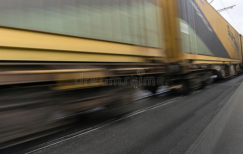 Train mobile images stock