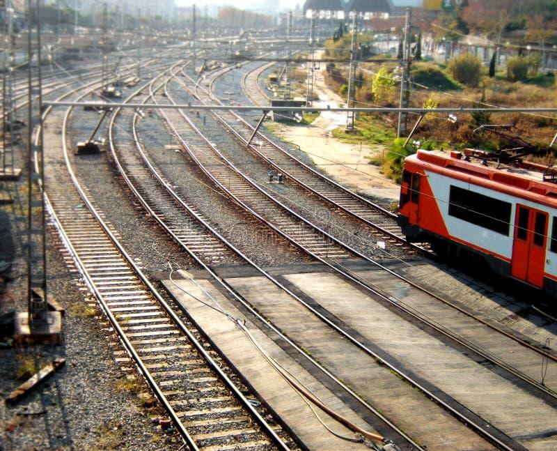 Train and railways stock photos
