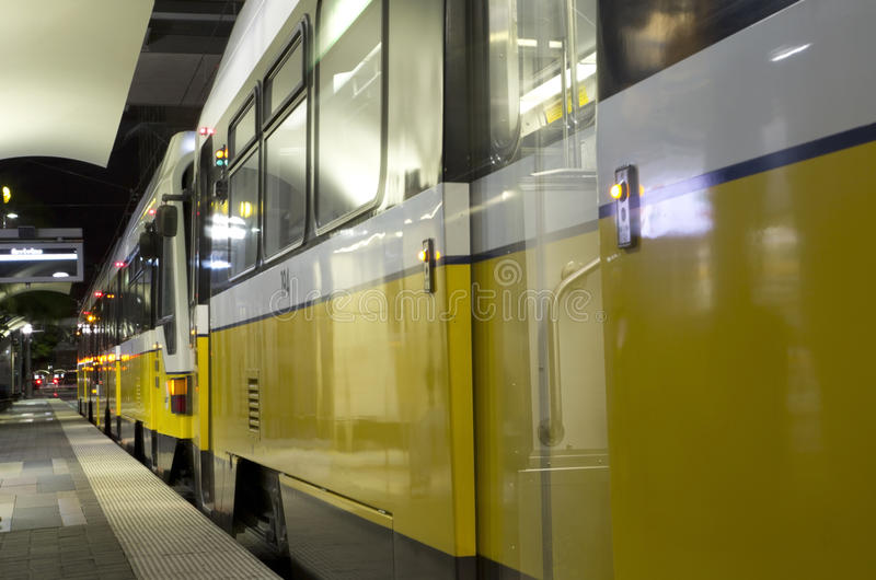 Download Train station stock photo. Image of street, dallas, cityscape - 40145912