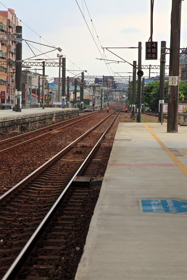 Train station,Taibei,Taiwan. royalty free stock photos