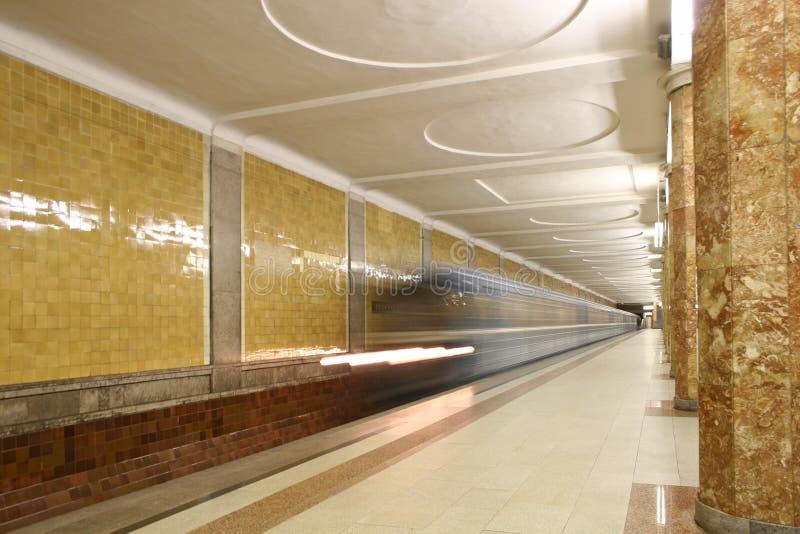 Download Train. Subway Station Royalty Free Stock Photos - Image: 1721398