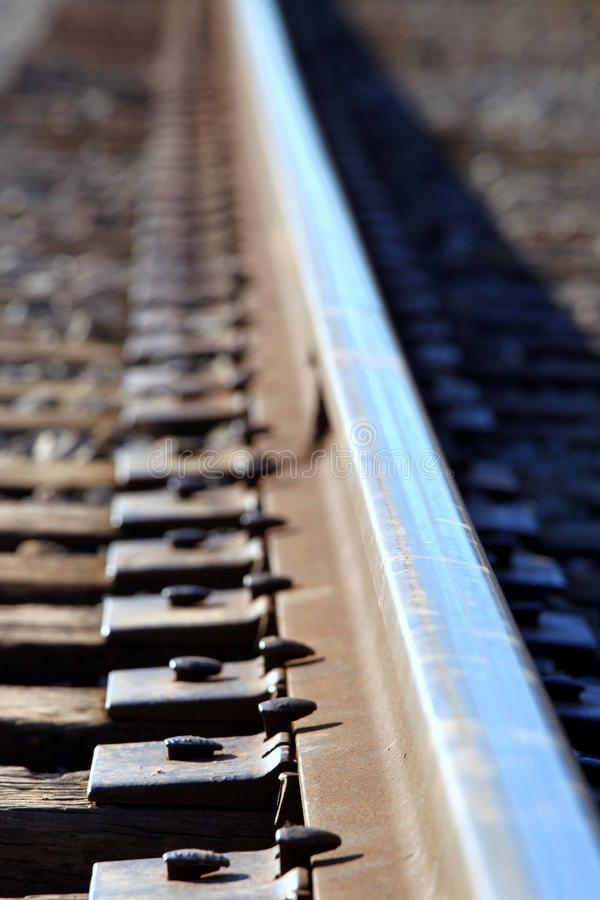 Free Train Track Royalty Free Stock Photography - 18923227