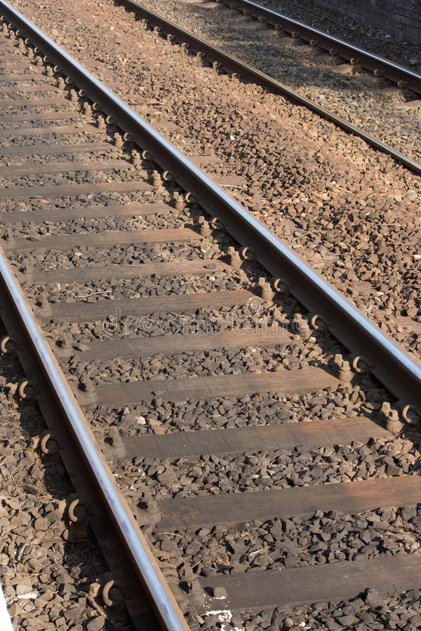 Download Train Track Royalty Free Stock Image - Image: 26304886