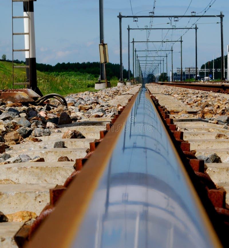 Free Train Track Stock Image - 3485711