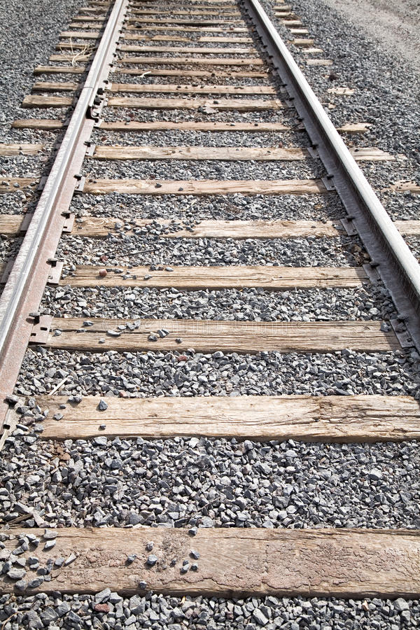Download Train Tracks stock image. Image of road, rails, metal - 13967757