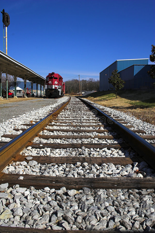 Download Train Tracks Stock Photos - Image: 504643