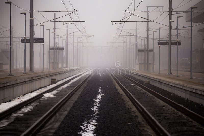 Train Tracks Free Public Domain Cc0 Image