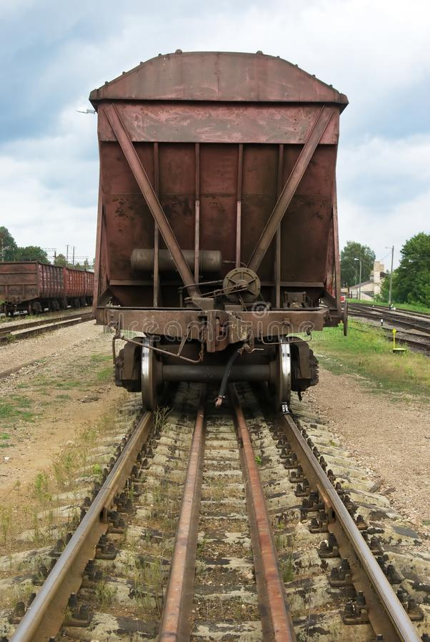 Download The train transportation stock photo. Image of crumbly - 16686816