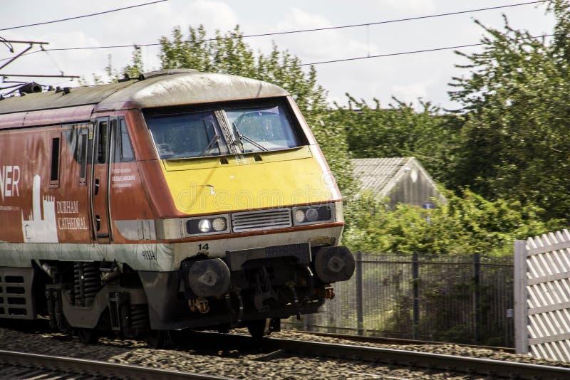 Train Travel stock image