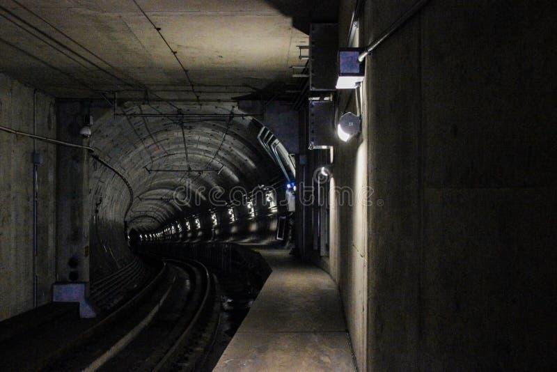 Train Tunnel Free Public Domain Cc0 Image