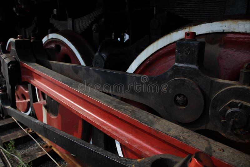 Train Wheels Royalty Free Stock Photo