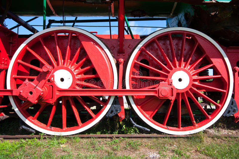 Download Train wheels stock image. Image of stock, carriage, industrial - 21103845