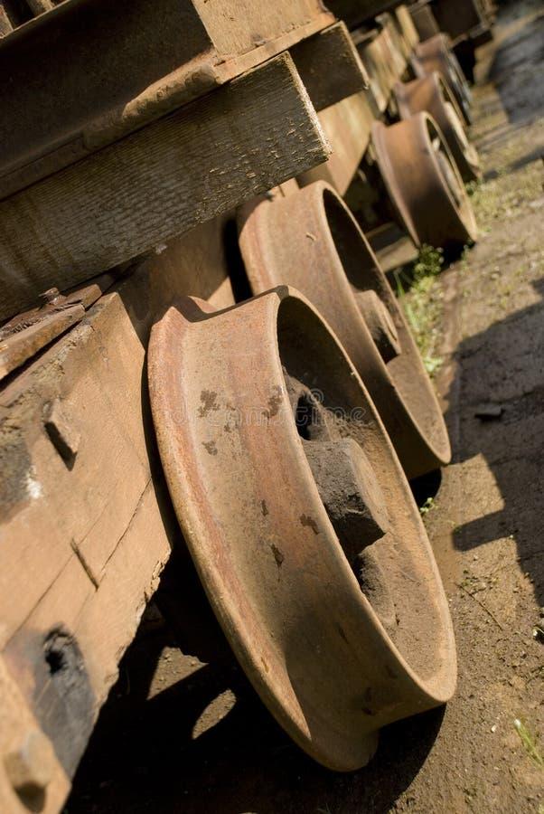 Download Train wheels stock image. Image of transport, train, detail - 5687479