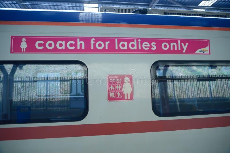 Trainer für nur Damen lizenzfreie stockfotos