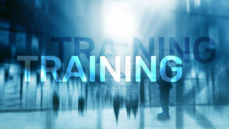 training ανάπτυξη προσωπική Επιχείρηση και εκπαίδευση, έννοια ε-εκμάθησης στοκ φωτογραφίες