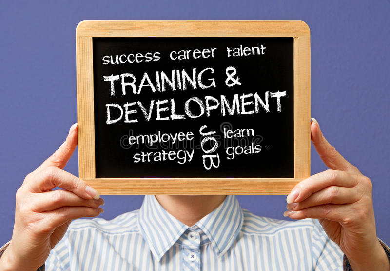 Download Training And Development Words Stock Image - Image: 24795589