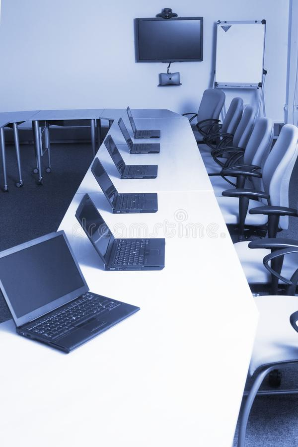 Training Room royalty free stock image