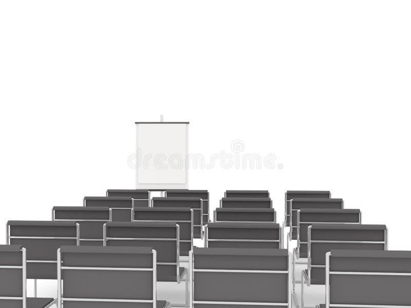 Download Training room stock illustration. Illustration of corporation - 4796790