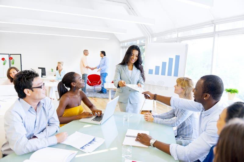 Training Session royalty free stock photos