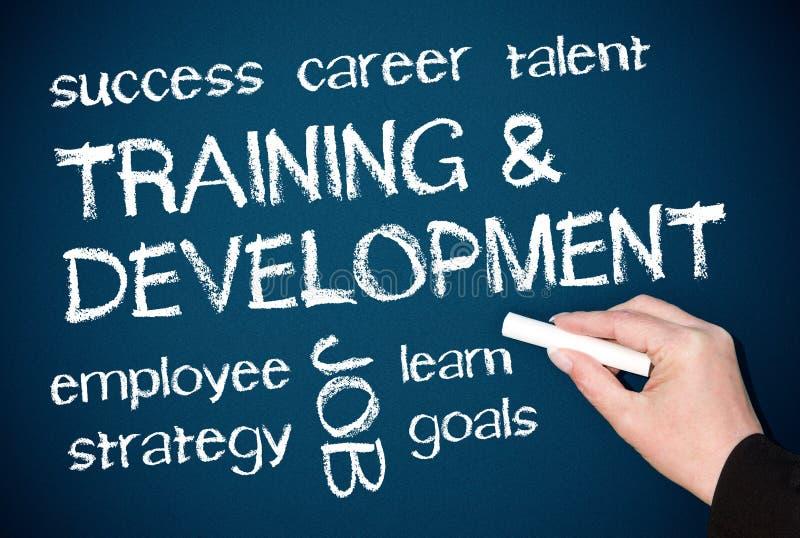 Training und Entwicklung   stockfotos