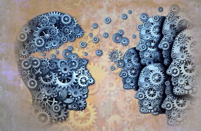 Training Workforce Abstract vector illustration
