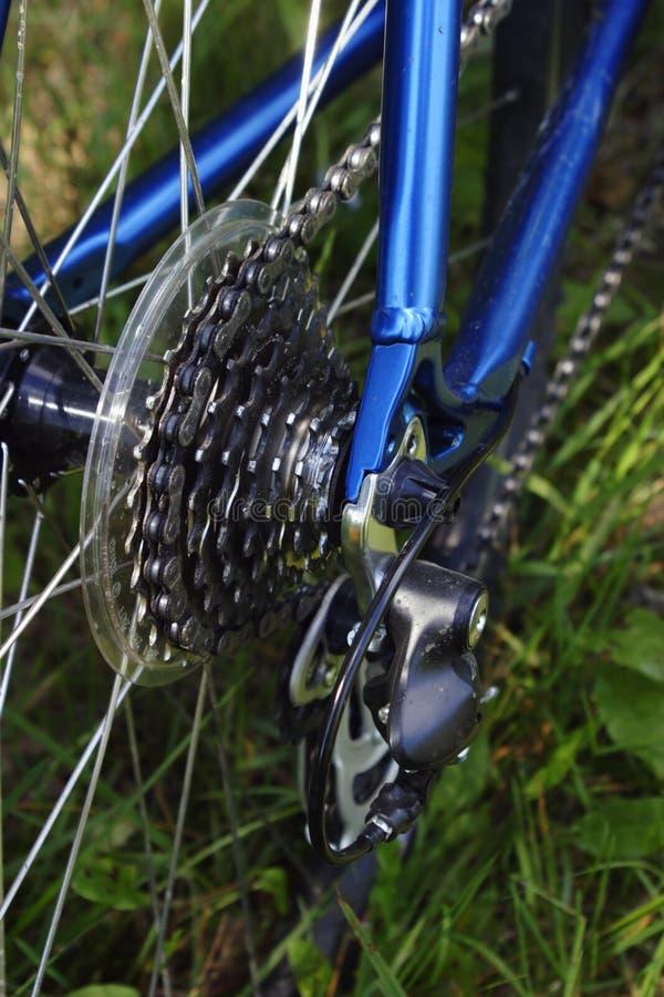 Trains de bicyclette photos stock