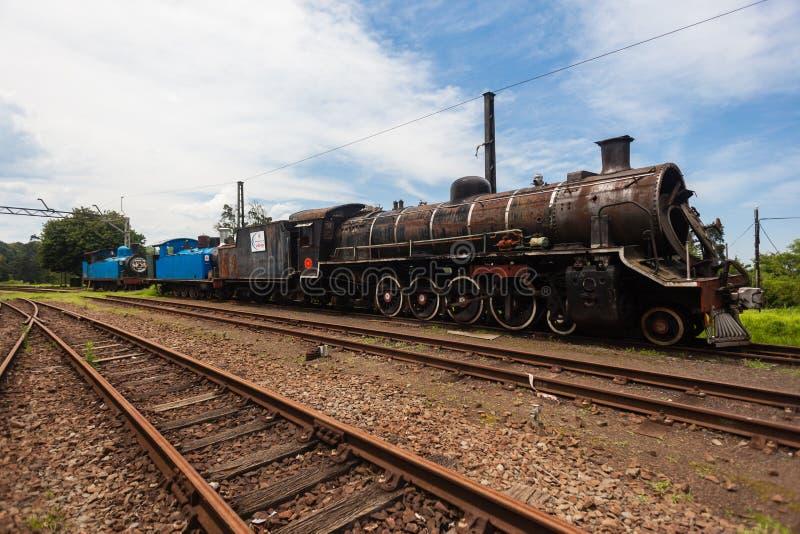 Trains Scrapped Steam Locomotives