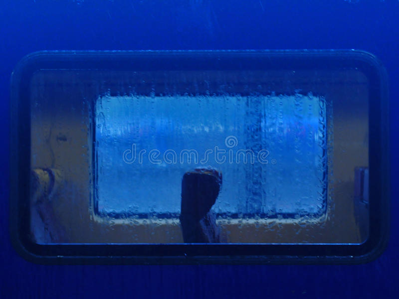 Trainspotting fotografie stock