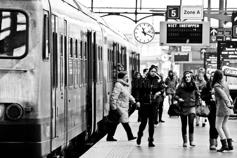 TrainStation стоковые фотографии rf