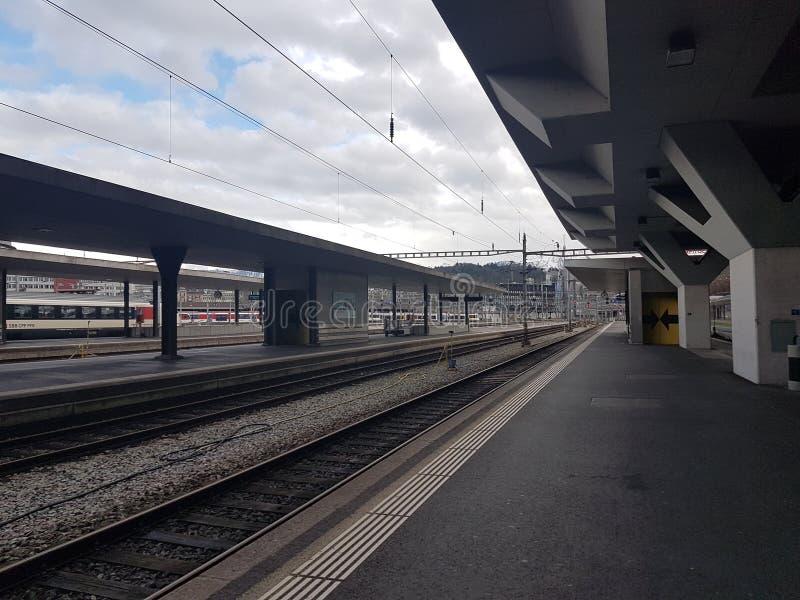 TrainStation immagini stock libere da diritti