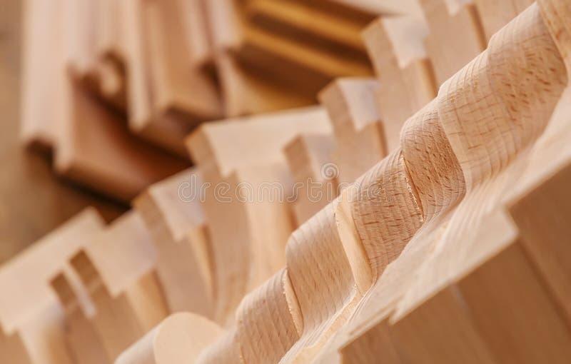 traitement de bois Travail de menuiserie Meubles en bois Matériau de construction en bois de bois de construction pour le fond et images stock