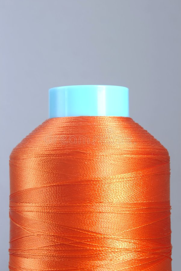 Traitement différé d'amorçage orange image stock