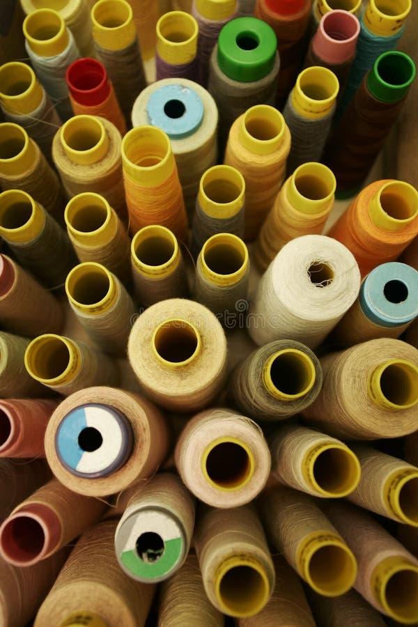 Traitements différés d'amorçage de couture image stock