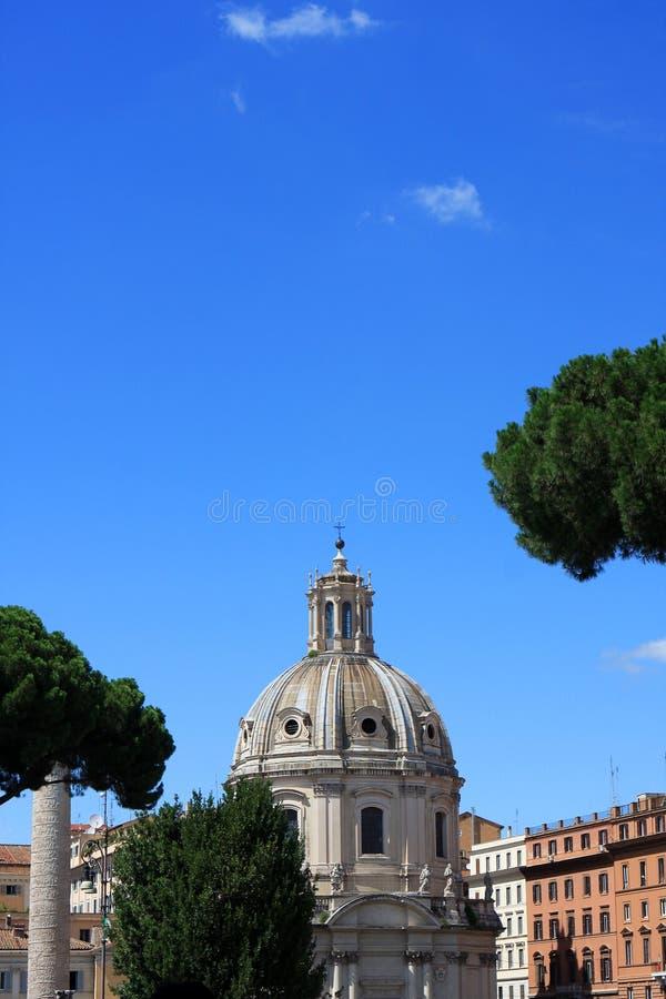 Download Trajan Forum, Rome stock image. Image of religious, nome - 21112559