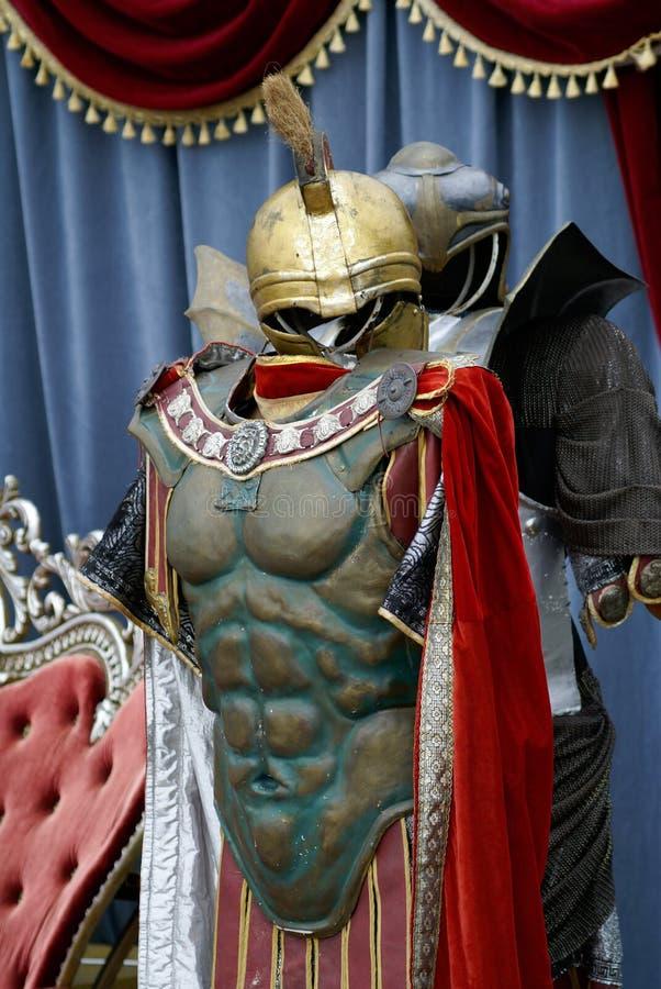 Download Traje foto de archivo. Imagen de romano, casco, traje - 1280734