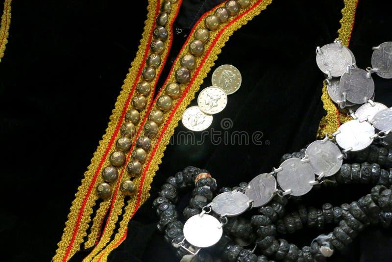 Traje de Kadazan fotos de stock royalty free