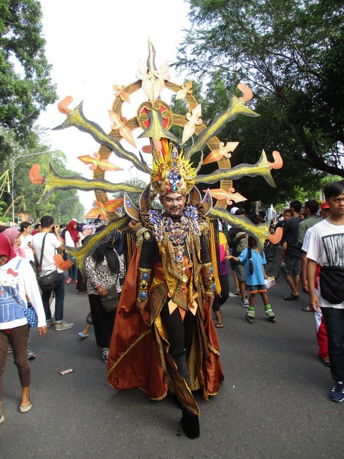 Trajes do carnaval imagem de stock