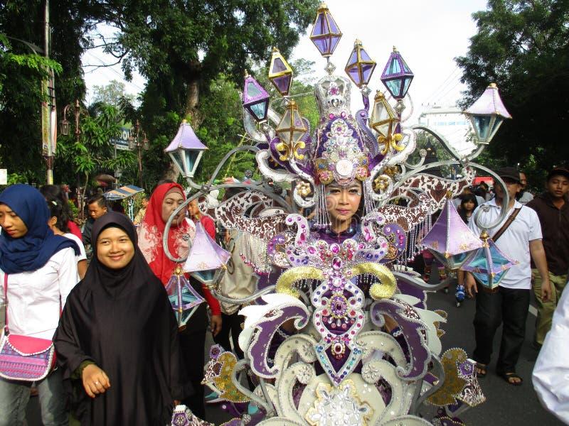 Trajes do carnaval fotos de stock royalty free