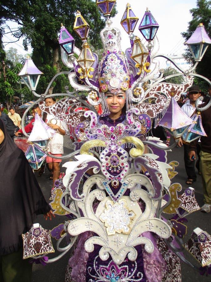 Trajes do carnaval fotos de stock