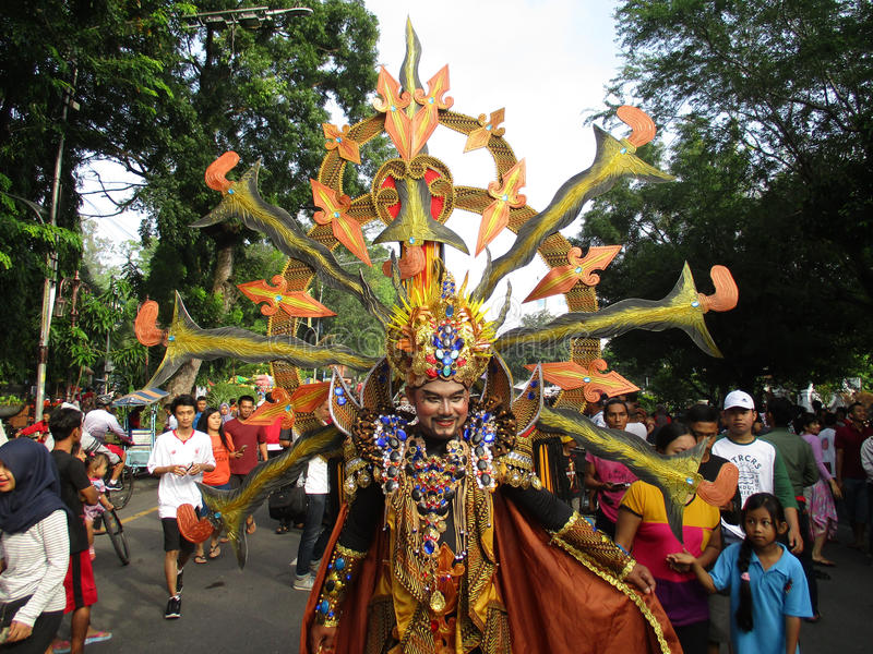 Trajes do carnaval imagens de stock