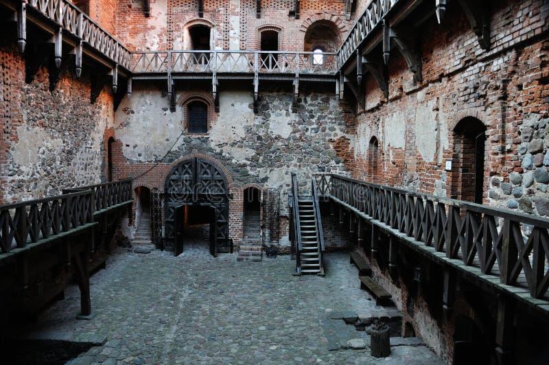 Download Trakai Castle stock image. Image of baltic, castle, style - 24247069