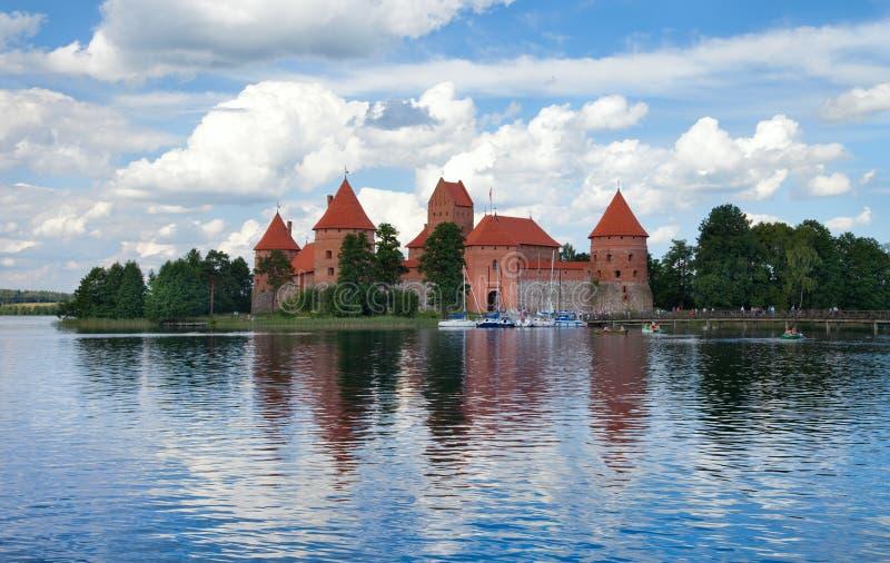 Trakai, Lithuania zdjęcie royalty free
