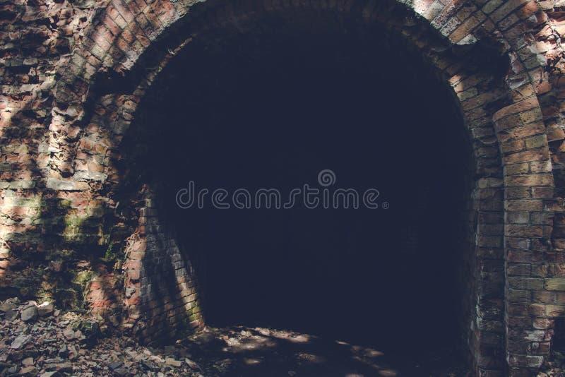 Trakanov堡垒,罗夫诺地区,乌克兰废墟  免版税库存图片